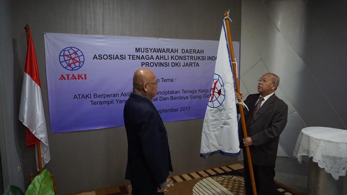 Musyawarah Daerah III ATAKI DKI Jakarta