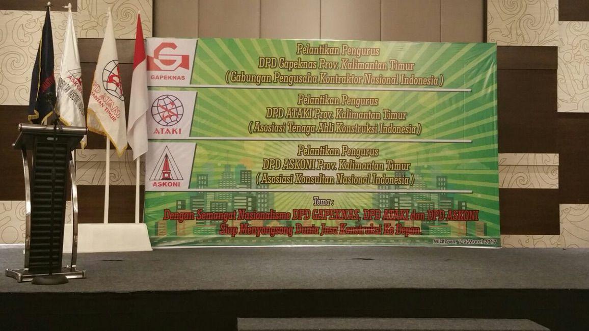 Musyawarah Daerah III ATAKI Kalimantan Timur
