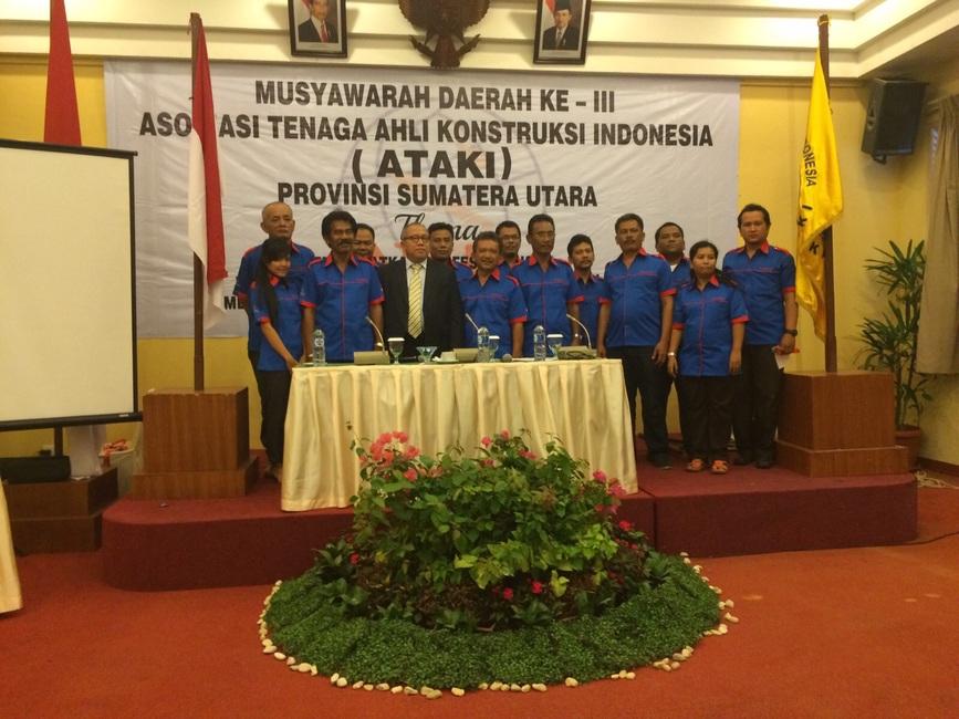 Musyawarah Daerah III ATAKI Sumatera Utara