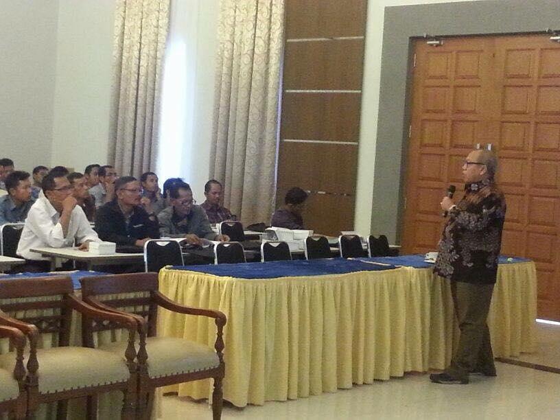 Pembekalan Tenaga Ahli Kontruksi di Jawa Tengah 14 Mei 2018